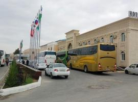 Kesh Palace, hotel en Shahrisabz