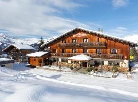 Le Caprice Des Neiges, hôtel à Crest-Voland près de: télésiège de la Côte 2000