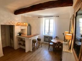 Le Pigeonnier, apartment in Saint-Tropez