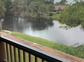 Sienna Park Apartments, budget hotel in Sarasota