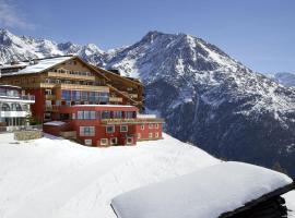 Hotel Alpenfriede, hotel in Sölden