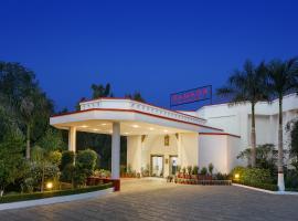 Ramada Khajuraho, hotel en Khajurāho