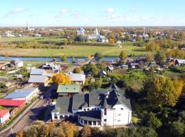 Отель Кремлевский, отель в Суздале, рядом находится Суздальский кремль