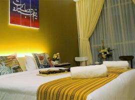 Hazotel Semarang, hotel near Gombel Golf, Semarang