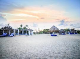 Amanta Beach, отель в Нилавели