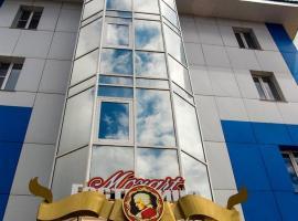 Mozart Hotel, отель в Хабаровске