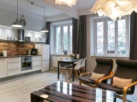 Cichy apartament w centrum – hotel w pobliżu miejsca Stadion Wisły Kraków w Krakowie