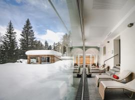 Blatter's Hotel Arosa & Bella Vista SPA, отель в Арозе