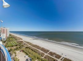 The Boardwalk Resort - Unit 1433 by Hosteeva, serviced apartment in Myrtle Beach