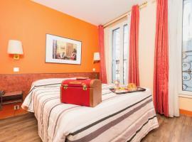 Hotel Pierre Nicole, hotel near Denfert-Rochereau Metro Station, Paris