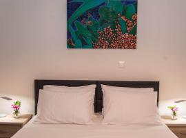 Oro's Stylish Kolonaki Flat Next to Metro & Museums, hotel near Lycabettus Hill, Athens
