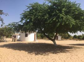 Feel Free Lodge, hotel near Banjul Ferry, Jinack Island
