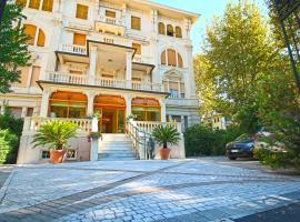 Il Giardino Di Albaro, отель в Генуе