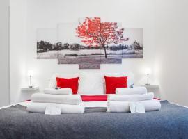 Tourist House Bologna - Fringe, appartamento a Bologna