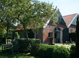 De Borg Vakantie Appartementen, hotel near Winterswijk Golf, Winterswijk