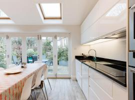 Tadmor Townhouse, holiday home in London