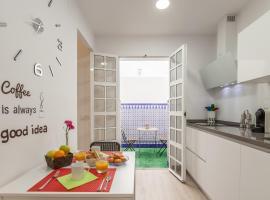 Casa de la Moneda - Center Luxury Duplex, hotel cerca de Parque de María Luisa, Sevilla