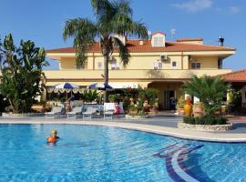 Hotel Damanse, hotel a Santa Domenica