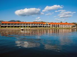 Millennium Hotel & Resort Manuels Taupo, hotel in Taupo