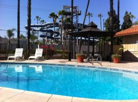 Best Host Inn, hotel in Anaheim