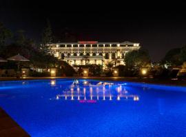 Hotel Shanker, отель в Катманду