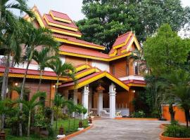 Hotel Siblanburi Resort, hotel in Mae Hong Son