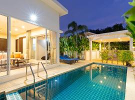 Villa Green 9, villa in Rawai Beach