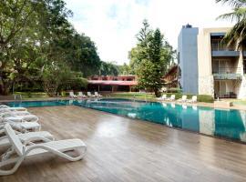 Miridiya Lake Resort, hotel in Anuradhapura