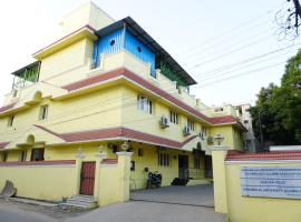 Annamalai University Alumni Club, hotel near Chennai International Airport - MAA, Chennai