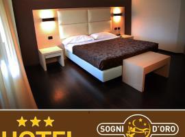 Hotel Sogni D'Oro Airport, hôtel  près de: Aéroport international de Lamezia Terme - SUF