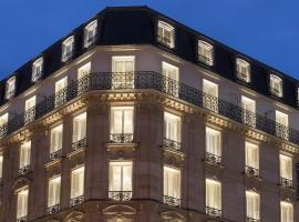 Maison Albar Hotels Le Diamond, hotel in Paris