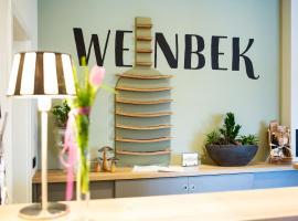 Weinbek, Hotel in Fockbek