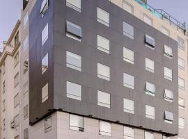 SEA YOU HOTEL PORT VALENCIA, hotel en Valencia
