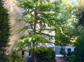 Apartment Centrum im Grünen, Ferienwohnung in Nürnberg