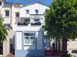 Ferienhaus der kurzen Wege - Objekt 40105, Ferienwohnung in Warnemünde