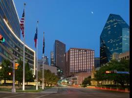 Fairmont Dallas, hotel in Dallas