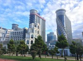 Aparthotel sea towers, apartment in Batumi