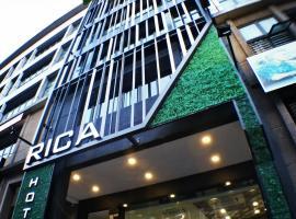 Rica Hotel Usj,梳邦再也的飯店