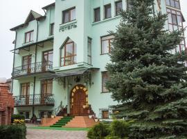 Hotel Europa, hotel in Truskavets