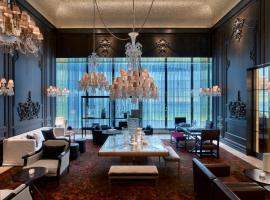 Baccarat Hotel and Residences New York, hotel near Broadway Theatre, New York