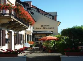 Hôtel des Vosges, hotel in Obernai