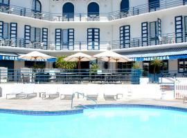 Hotel Le Mercedes, hôtel à Hossegor