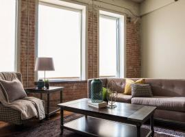 Apts in Downtown walk to Convention Ctr by Frontdesk, apartment in Dallas