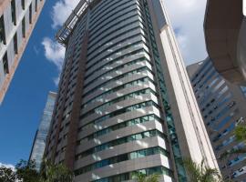 Flat Vila Olimpia, serviced apartment in Sao Paulo