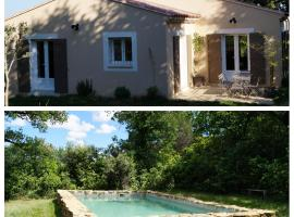 Les Lilas des Chênes, holiday home in Piolenc
