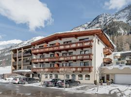 rechenau LIVING & RELAX, hotel in Sölden