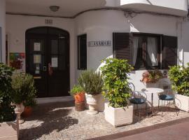 Bed and Breakfast Dianamar, hotel near Church of Sant'Ana, Albufeira