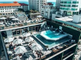 O:LV Fifty Five Hotel - Adults Only, hotel in San Juan