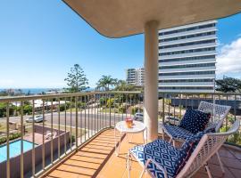 Sirocco Unit 5, 47 Verney Street, Kings Beach, hotel in Caloundra