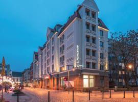 Q17 Apartments, apartment in Wrocław